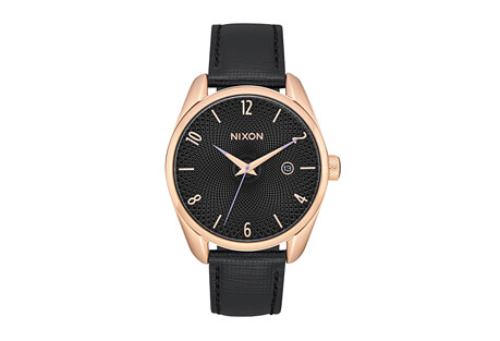 Nixon Bullet Leather Watch - Women's