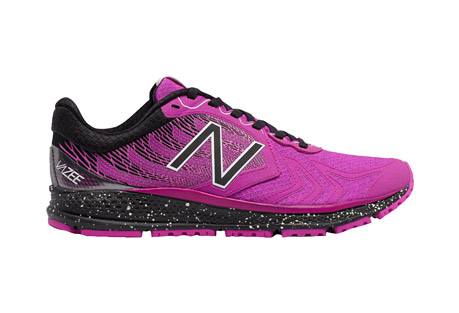 new balance vazee pace protect pack shoes - women's- Save 16% Off - Enhance your ride even further with the Vazee Pace Protect Pack Shoe. Reflective and glow-in-the-dark details shine to add visibility in the dark. Still a go-to for both Team NB and casual runners alike, the Vazee Pace boasts an impressive podular forefoot for responsiveness. Upper materials are winterized with DWR for a water-resistant ride, and glow-in-the-dark accents add visibility in the dark.  Features:  - 6 mm drop: due to variances created during the development and manufacturing processes, all references to 6 mm drop are approximate  - A minimal charge to the glow-in-the-dark graphics of 10 minutes under direct light illuminates your performance. There you glow.  - Blown rubber outsole  - Bootie construction  - Durable Water Repellent is applied to the upper to keep it water-resistant for the life of the shoe  - No-sew material application  - Reflective detail  - REVlite midsole foam  - Woven synthetic/mesh upper  - Width: B (Women's Standard)  - Weight: 270.7 grams (9.6 oz)