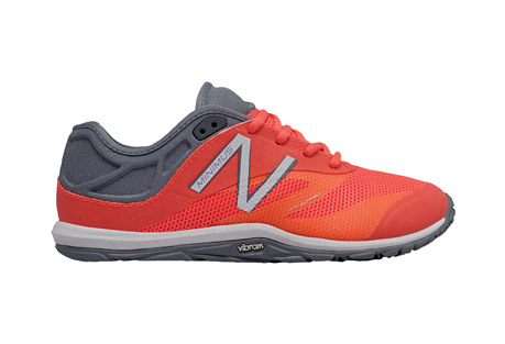 new balance 20 v6 shoes - women's- Save 15% Off - Get the most out of your strength training with the Minimus 20v6. This training shoe has been updated with an enhanced upper and made sleeker to give you an even more natural feel. The REVlite midsole foam delivers cushioning that's lightweight so you get comfort that won't hold you back. Also features a Vibram outsole to give you a durable base with unbeatable traction and optimal surface contact, for better sessions in the gym. The women's Minimus 20v6 is perfect for strength or interval training workouts. Shoe features synthetic and TPU upper, asym collar and no-sew overlays for a fit that feels custom.  Features:  - 4 mm drop: due to variances created during the development and manufacturing processes, all references to   - 4 mm drop are approximate  - Asym collar with molded foam allows for a more natural heel fit  - Meta support  - No-sew overlays  - Synthetic/TPU upper  - Vibram Outsole  - Type: Minimal  - Weight: 172.9 grams (6.1 oz)
