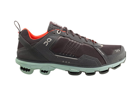 on running cloudrunner wp shoes - men's- Save 50% Off - Welcome to the Cloudrunner WP - a completely water & windproof running shoe.  A high-tech membrane keeps wind and water away and ensures comfort in all weather conditions.  This shoe is perfect for those braving the elements, logging the miles and needing an upper providing protection from inclement weather .  Features:  - Category: Neutral - Cushion Level: Moderate - Weight: 11.2 oz (Men's size 9) - Drop: 7 mm from heel to toe - 100% Waterproof upper due to an insulated high-tech membrane keeping wind and water out