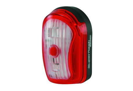 planet bike superflash micro tail light- Save 16% Off - A compact 139 lumen bike light. It has a low and high power beam as well as Superflash flashing mode. Includes two