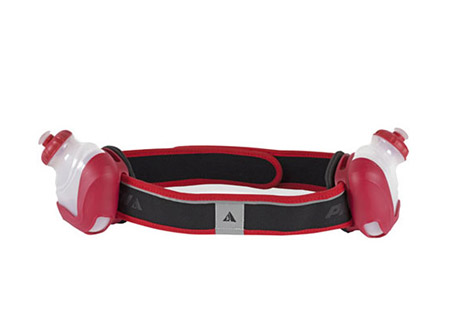 profile design sync hydration system - 2 bottle- Save 63% Off - Simple, ergonomic, efficient and adjustable, the Sync Hydration Belt makes one-handed refueling a snap. A simple flip of the wrist and the bottle is free from the bracket. Snap it back with secure engagement and your hands are free. Easy to use and adjustable, the Sync Hydration Belt takes race-day and training refueling to the next level.  Features:  - Single hand operation, secure engagement  - Zero bounce design keeps bottles in place while in motion  - Universal left/right bracket  - Brackets are made of lightweight injected composite  -