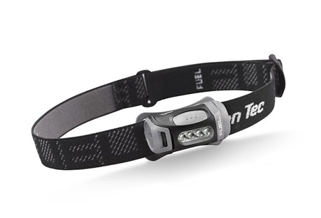 princeton tec fuel 4 headlamp- Save 53% Off - When applied well, technology should be simple. Such is the case with the innovative Fuel headlamp - designed to meet the widest range of applications while remaining small, lightweight and robust. With all of the touch points of the product being considered, the Fuel's smart design fulfills technology's promise of actually making our lives easier.   What could be better than a light that weighs only 78g with 70 lumens of brightness and 146 hours of burn time? A light that also has an asymmetrical single arm bracket that makes directing the light effortless and reliable; a large, easy to find push button switch and a virtually bulletproof, easy access battery door that protects the 3AAAs and its electronics. Yea.. that's pretty much it.Simple. Perfect. Fuel.  Features:  - Power: 70 Lumens  - Lamp: 4 Ultrabright LEDs  - Burn Time: 146 Hours  - Batteries: 3 AAA  - Weight: 78 Grams
