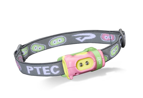 princeton tec bot headlamp- Save 37% Off - Small, simple, and ready for action, meet Bot. The smallest member of The Family is designed with the same ergonomic features of the other members, but with a fun and bright PTec twist. Two Ultrabright LEDs housed in a colorful body will certainly be the center of attention, but look beyond that. The Bot is built with the same ruggedness and reliability as the rest of the headlamps in The Family. Durable plastics, a single arm bracket, and large push button make the Bot sturdy and simple to operate. In addition, the battery compartment on the Bot screws shut to ensure that the batteries will not be accidentally accessed by little fingers. PTec reliability, PTec personality - the Bot rounds out The Family in a big way.  Features:  - Power: 15 Lumens  - Lamp: 2 Ultrabright LEDs  - Burn Time: 9 Hours  - Batteries: 2 AAA Alkaline or Lithium  - Weight: 64 Grams