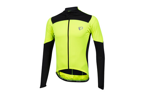 Pearl Izumi P.R.O. Pursuit Long Sleeve Wind Jersey - Men's