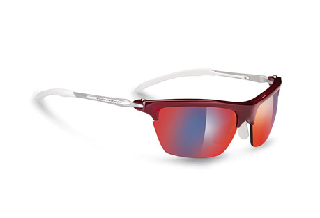 Rudy Project Kylix Sunglasses - raspberry/multilaser red, regular fit