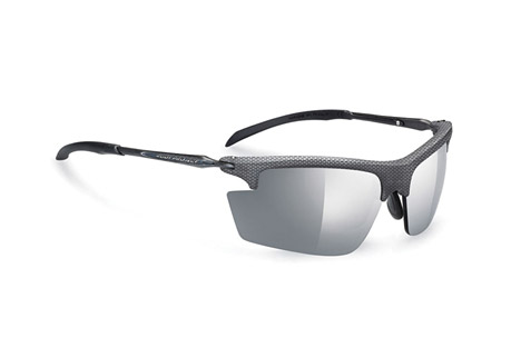 Rudy Project Kylix XY Sunglasses - carbon/laser black, regular fit