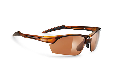 Rudy Project Swifty Sunglasses - frozen brown/laser brown, regular fit