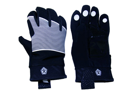 sessions candy glove - womens- Save 65% Off - Keep your hands toasty and never miss a text message.  Features:  - Snag Free Velcro Cuff  - High Density Palm Screen  - Pipe Glove