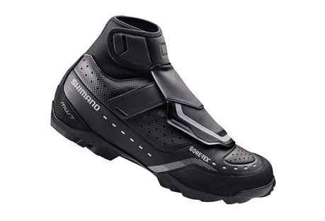 shimano mw7 cycling shoes- Save 47% Off - Tough, insulated, waterproof and comfortable. The Shimano MW7 cycling shoes are built for riders without an off-season. They have everything you expect from Shimano when it comes to quality cycling gear and footwear.  Features:  - Waterproof GORE-TEX(R) Insulated Comfort liner for maximum comfort  - Lace shield design and high cut cover construction  - Insole with fleece liner for added insulation and heat retention  - 360-degree reflectivity for high visibility  - Torsional midsole