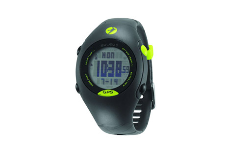 soleus oiselle gps mini flyte watch - women's- Save 64% Off - The GPS mini Flyte showcases Soleus' first partner collaboration with the running apparel company, Oiselle. Who says technical product can't be stylish? Now you can show your love for fit fashion with the GPS mini Flyte. Run in what you love. The small styling of GPS mini Flyte was made with woman runners in mind. This special edition GPS mini tracks speed, distance, and pace. Charge and upload your run via an integrated USB built directly into the strap. GPS mini Flyte also boasts 100-lap memory, automatic lap splits, calorie counter, simple 4 button user interface, and a customizable display.  Features:  - GPS: High sensitivity receiver  - Distance: Current/total in miles or kilometers  - Pace/Speed: Current/average in mph or kph  - Data Upload: Upload via integrated USB  - Integrated USB: USB plug hidden in strap  - Calories Burned: Current/total in Kcal  - Auto-Lap: Detects mile splits automatically  - Large Digits: Easy to read display at a glance  - Chronograph: 1/100 second accuracy  - Data Storage: 100 lap memory  - Rechargeable Battery: Lithium-ion recharged via USB  - El Blacklight: Soft glow for low light conditions  - Night Mode: Always-on safety glow  - 30m Water Resistant