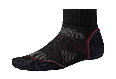 smartwool phd cycle light mini socks- Save 41% Off - Size Chart  These Mini Socks feature the 4 Degree(TM) elite fit system for superb stretch and recovery along with a patented technology to help make them last a year's worth of centuries. The lightweight and streamlined design makes them ideal for speed and performance activities. Despite their size, they still maintain great warmth and impact protection.  Features:  - PhD(R): Built for Performance in the Highest Degree  - 4 Degree Elite Fit System: Uses two elastics for greater stretch and recovery to keep the sock in place  - ReliaWool(TM): Patented ReliaWool(TM) technology in high impact areas provides superior durability  - Light Cushion: Light cushioned sole for added warmth with minimal volume  - Strategically placed mesh ventilation zones provide ventilation for temperature and moisture management  - Virtually seamless toe  - 3.75