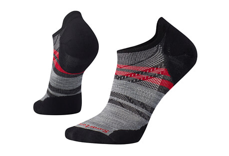 Smartwool PhD Run Light Elite Pattern Micro Socks