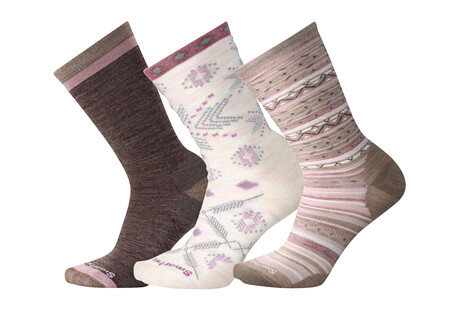 Smartwool Trio 1 Socks 3-Pack - Women's