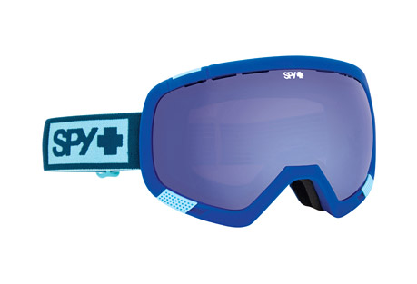 spy optic platoon goggles- Save 49% Off - The Platoon lets the chaotic world in when you're charging down something that clearly should have been scoped out better from the top. Spy supplies the view, you supply the vision.  Features:  - Frame: Elemental Blue  - Lens: Blue Contact (+Bronze w/Silver Mirror)  - Built from flexible polyurethane  - Features the Scoop(R) ventilation system  - Anti-fog 5.5-base ARC(R) spherical dual-lens with anti-scratch protection  - Free premium bonus lens  - Triple-layer Isotron(TM) face foam with moisture-wicking Dri-Force(TM) fleece  - Silicone-ribbed strap  - 100% UV protection  - Helmet compatible with the most popular helmets on the planet.  - Last Chance: Discontinued Style