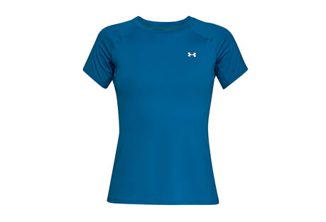 Under Armour UA Sunblock Short Sleeve Tee - Women's