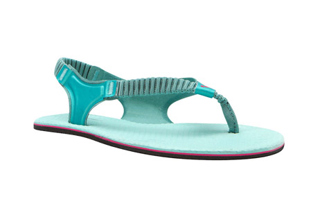 VIVO Ulysses Sandals - Women's: Save 69% Off - VIVO Women's Size Chart  The ULYSSES, a modern take on the huarache running sandal, has been designed to let you move as nature intended, support your feet on beach runs and Summer strolls, and still feel the air between your toes.  With the ultra-thin, puncture resistant sole and finely tuned, slim line upper strap, you can't get much closer to living barefoot than Ulysses, with all the underfoot protection your feet need. Ancient wisdom inspired it, modern technology refined it; Ulysses lets your feet move freely so you can take in the joys of Summer.  Features:  - Upper material: PU  - Upper description: PU Laminate on microfibre. Elastic straps  - Collar/panel/lining: Microfibre  - Sole unit: V Sandal  - Sole thickness: TBC  - Sole description: Abrasion resistant rubber bottom with 1.5mm layer for maximum comfort  - Insole: No  - Eco-credentials: 100% Vegan