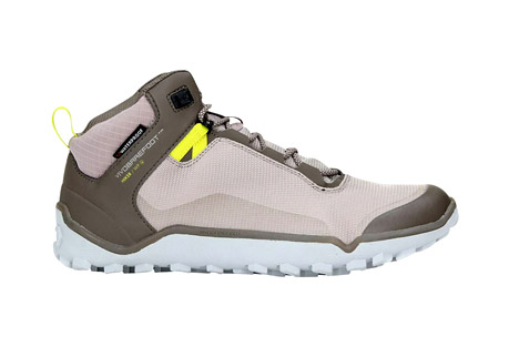 vivo hiker boots - men's- Save 52% Off - VIVO's lightweight, synthetic hiking boot lets your feet feel the terrain, helping you keep your balance, whilst the robust lugs help you get a grip of the ground beneath. Light, breathable and long-wearing; VIVO's new synthetic off-road boot is designed to let your feet perform as nature intended. Flat and wide, Hiker allows you to maintain natural balance, while the hydroguard lining keeps the water out. The ultra-thin, flexible, puncture-resistant sole is covered with robust 4.5mm lugs that will allow your feet to get a grip in the muddiest, toughest walking landscapes.   Features:  - Upper material: Hydrophobic Mesh  - Collar/panel/lining: Dri-Lex Performance lining, Hydroguard waterproof sock, Hydrophobic mesh collar.  - Sole unit: V - TREK  - Sole thickness: 2.5mm sole with 4.5mm lugs  - Sole description: V Trek - Multi-directional 'V-teeth' for the steepest, muddiest, wettest terrains. Ultimate off-road traction and sensory feedback (proprioception)  - Closure/lacing: Lace Up boot  - Insole: Yes  - Eco-credentials: 100% Vegan