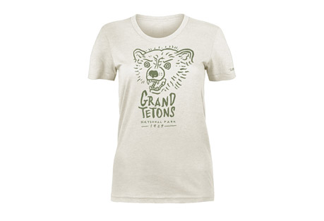 Wilder & Sons Grand Teton National Park Tee - Women's