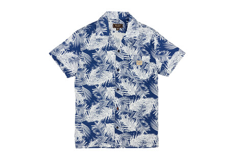 Wilder & Sons Vacation Time Camp Shirt - Men's