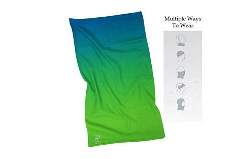 Waves Gear Multi-Use Headwear UPF 50+