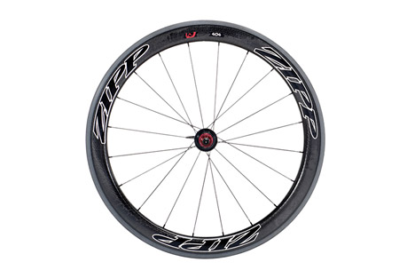 Zipp 404 Firecrest Tubular Rear Wheel - 2013 - black, one size