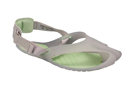 vivo achilles sport sandals - womens- Save 60% Off - The Achilles is an innovative sport sandal from VIVOBAREFOOT with the patented 3 mm thin, puncture resistant sole. The model has been developed together with the running coach Lee Saxby. The sandal has a specially designed front which provides special support and balance on the ball of the foot. The Achilles has a removable heel strap with padding and two Velcro straps. The sandal is super light, flexible and unique minimalist, which makes them ideal for the summer. Another special feature is that the model is cast from two EVA pieces and is vegan.  Features:  - Upper: TPU  - Removable heel strap with padding & 2 velcro straps  - Sole: 3 mm  - Weight: 119 g (Gr.37)  - 100% vegan