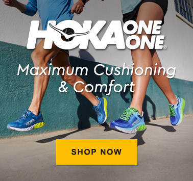 HOKA ONE ONE: Maximum Cushioning & Comfort