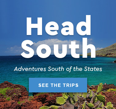 Head South - Adventures South of the States - See the Trips