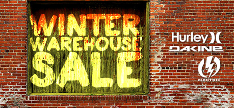 Winter Warehouse Sale - Accessories