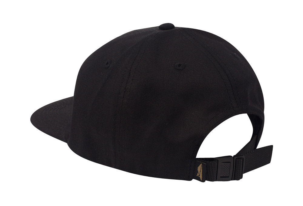 59818323eb5 The Diamond Label Polo hat features 6-panel twill construction and an  adjustable back strap. An diamond shaped Benny Gold patch accents the front.