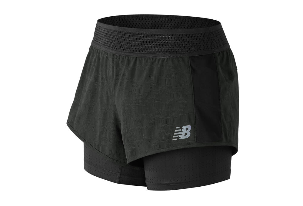 199ff3f5d1c0b LeftLane Sports - New Balance Q Speed Mesh Short - Women s