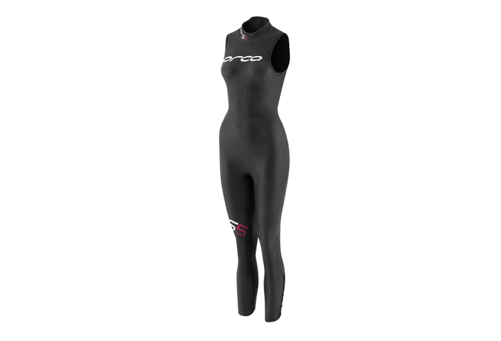 fdfa497faa01e LeftLane Sports - Orca S5 Sleeveless Wetsuit - Women s