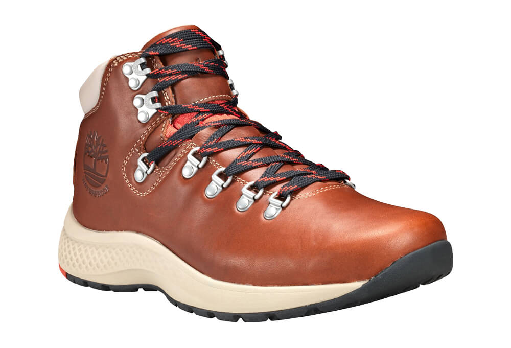 196b4a366ae Timberland Flyroam Trail Leather Boots - Men's