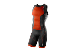 Perform Rear Zip Trisuit - Men's