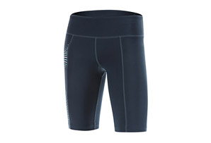 Hyoptik Mid-Rise Compression Short - Women's