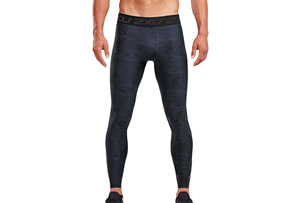 Accelerate Print Compression Tights - Men's