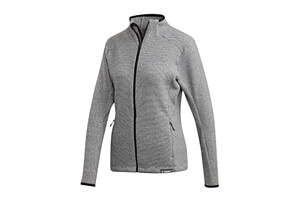 Knit Fleece Jacket - Women's