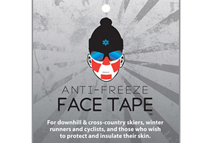 Anti-Freeze Face Tape Frostbite Protection