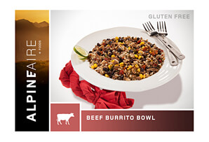 Beef & Rice Burrito Bowl