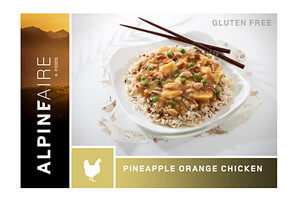 Pineapple Orange Chicken