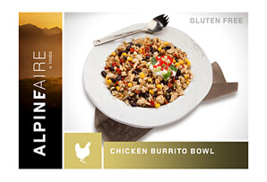 Chicken & Rice Burrito Bowl