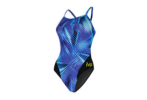 Michael Phelps Mesa Mid Back Swimsuit - Women's