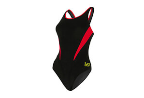 Michael Phelps Splice Comp Back Swimsuit - Women's