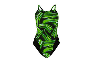 Michael Phelps Mid Back Diablo Swimsuit - Women's