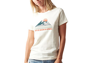 Mountain High Tee - Women's