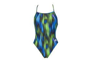 Blur Booster Back One Piece - Women's
