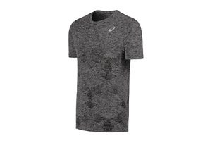 Seamless Short Sleeve Top - Men's
