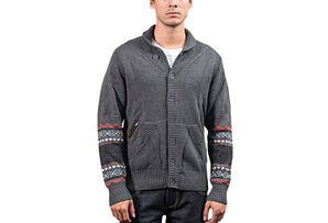 King of the Castle Cardigan - Men's