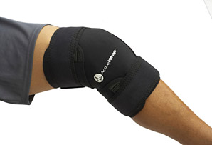 Knee Ice/Heat Wrap w/4 Large Ice Packs
